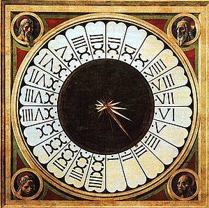 Reloj de Paolo Ucello