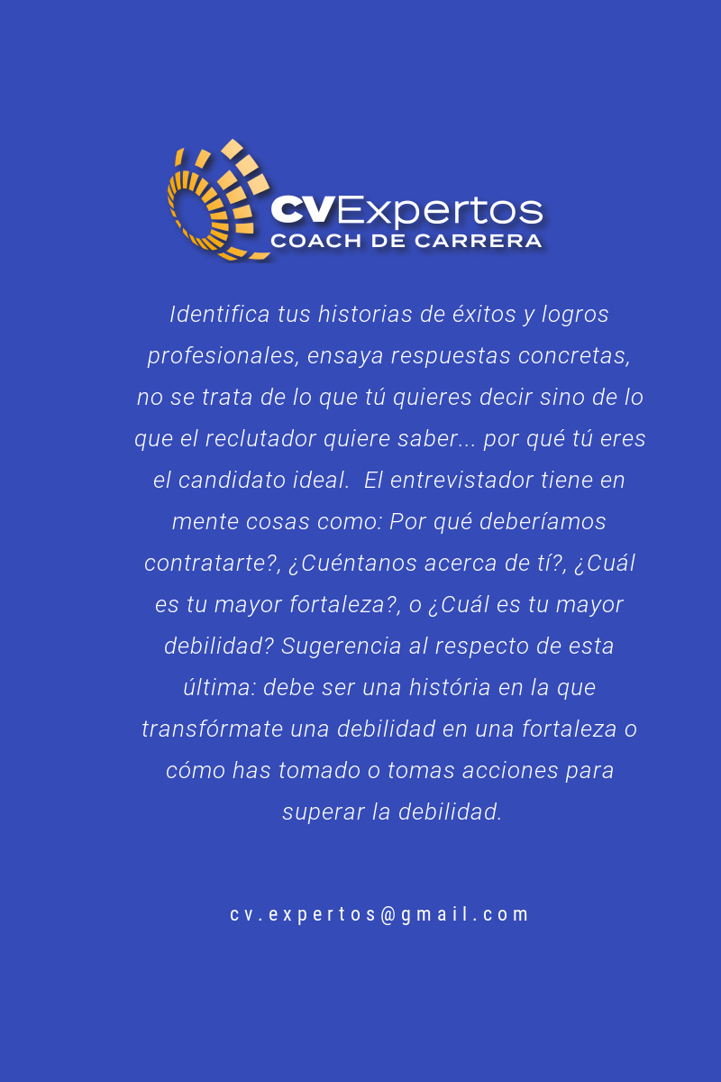 CV Expertos