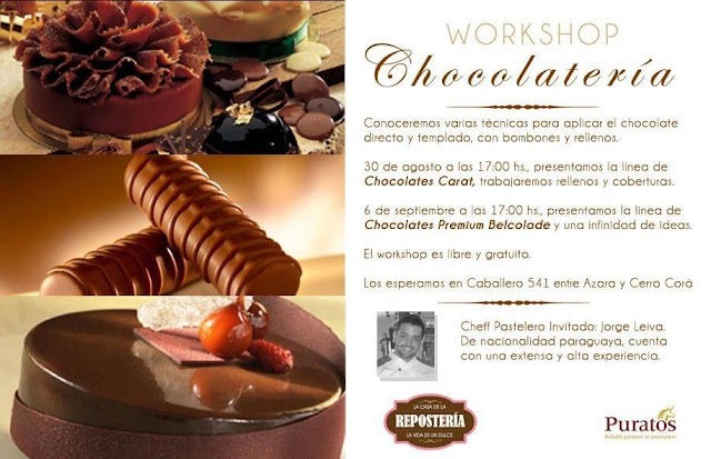 Workshop de Chocolatería