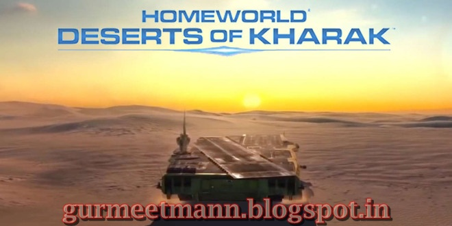 Deserts Of Kharak Expedition Guide Download Free