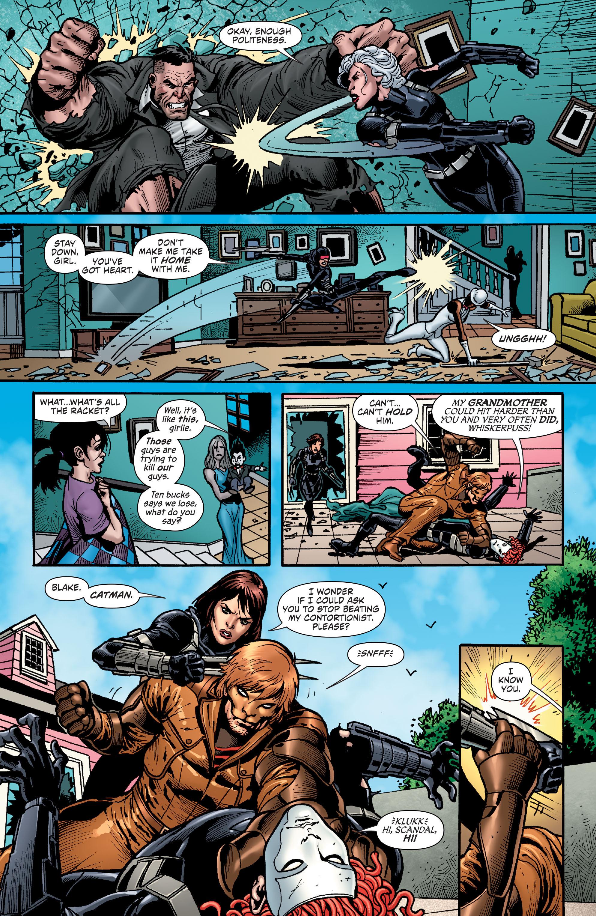 Read online Secret Six (2015) comic -  Issue #4 - 21
