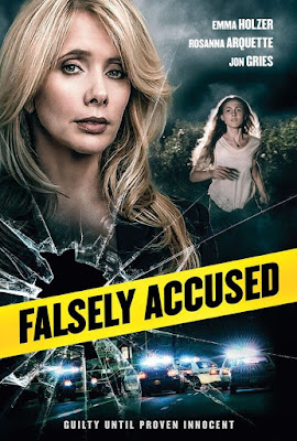 Falsely Accused 2016 DVD R1 NTSC Sub