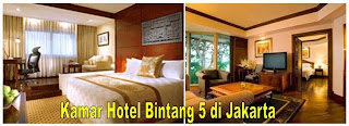 Daftar Hotel Bintang 5 di Jakarta, Jakarta Pusat, Jakarta Selatan, dan Jakarta Selatan