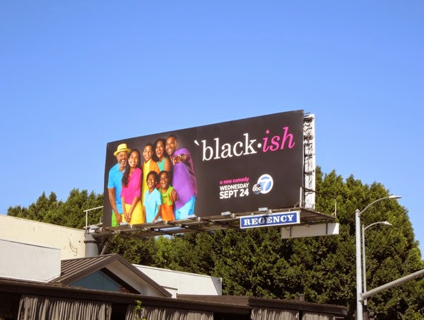 Blackish season 1 billboard