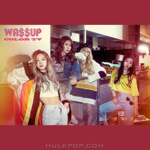 Wa$$up – COLOR TV – EP (ITUNES MATCH AAC M4A)