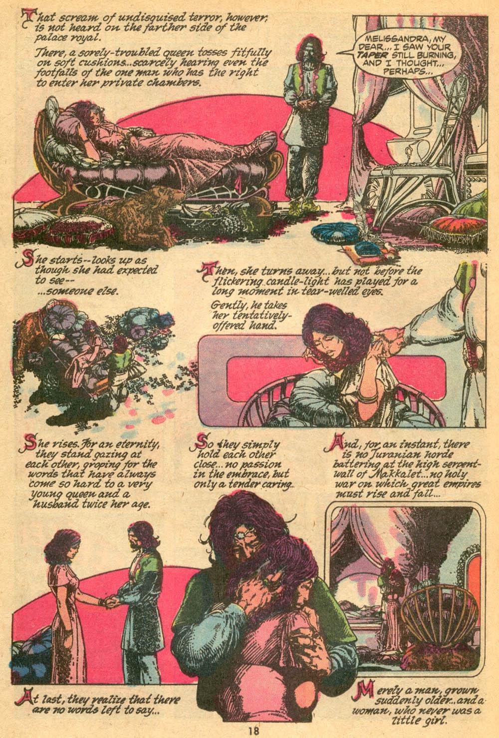 Conan the Barbarian (1970) Issue #24 #36 - English 14
