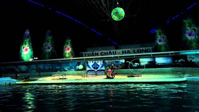 Visit Tuan Chau beach 3