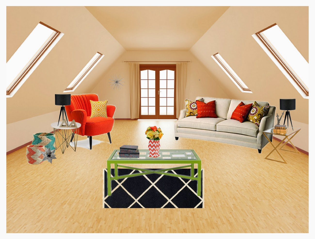 Debbie Pula Interior Design: Elements of Line