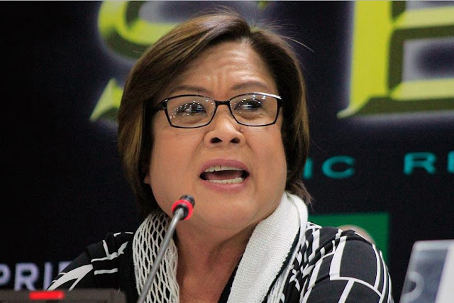 SC To Suspend De Lima's License As Lawyer Because Of Previous Romantic Affair! READ MORE!
