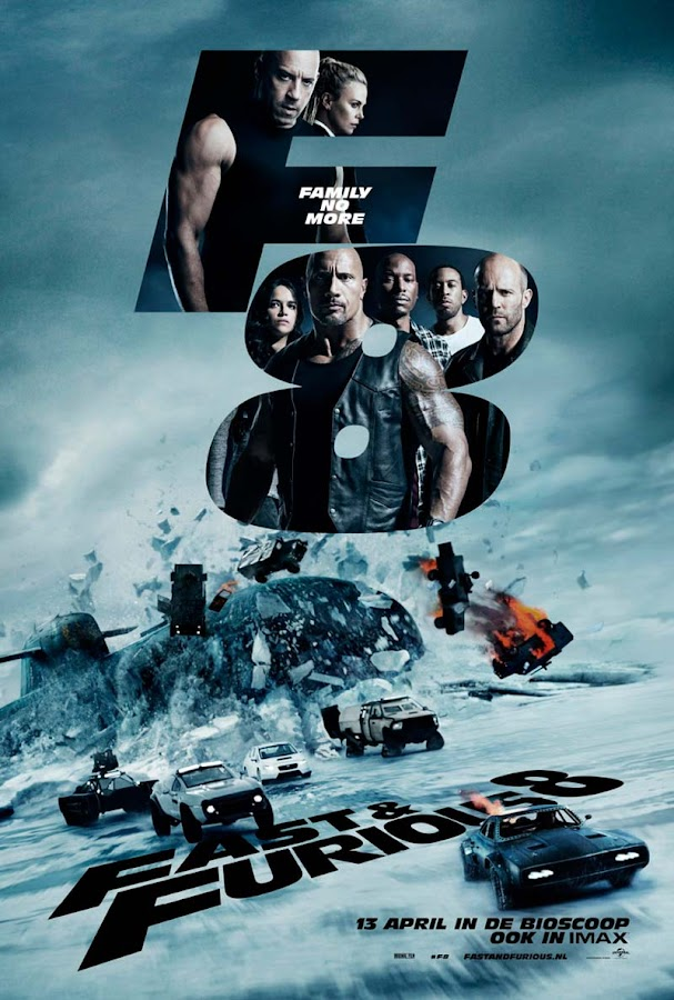 Fast and Furious 8 Cartel Internacional