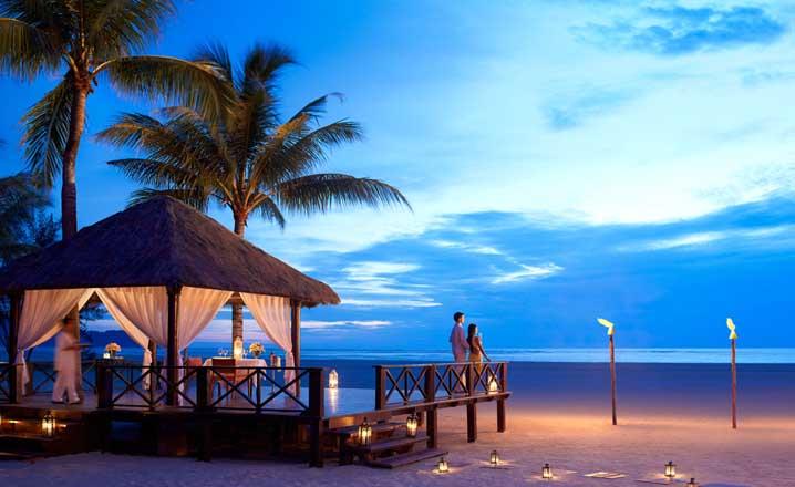 Best Beaches For Honeymoon In Asia