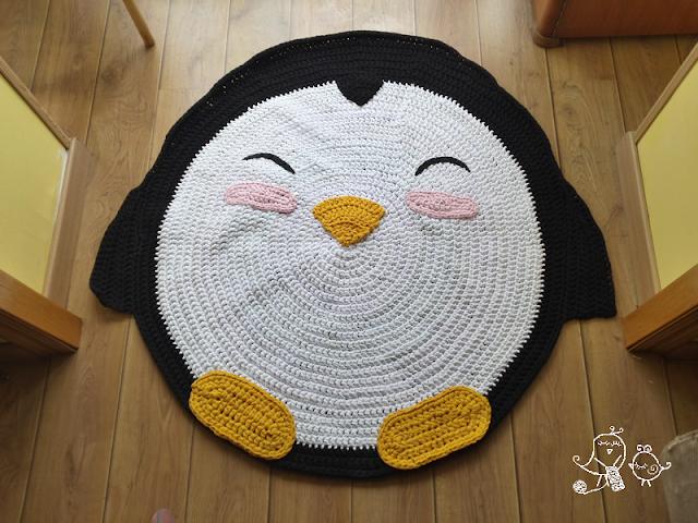 alfombra-trapillo-pinguino