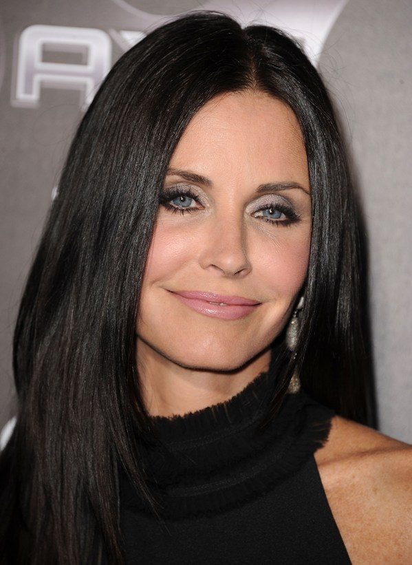 Courtney Cox Hot Guitar Player Harmony Central