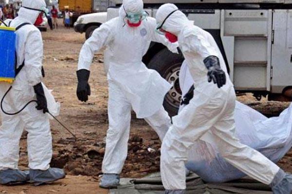 Ebola in Uganda