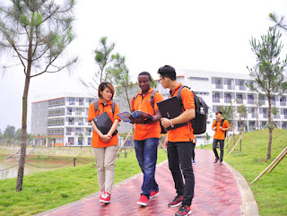 Sinh viên dại học FPT