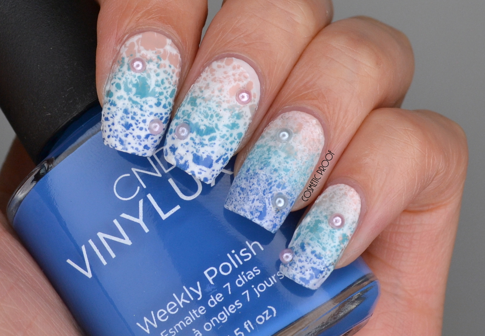 NAILS   BCD NAIL ART CHALLENGE WEEK 15 Has Me Water Spotted on the ...