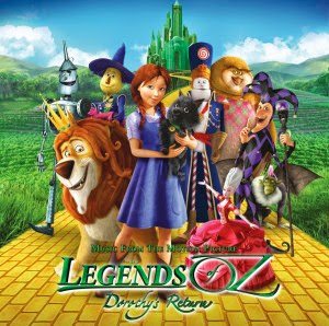 Legends Of Oz Dorothy's Return Lied - Legends Of Oz Dorothy's Return Musik - Legends Of Oz Dorothy's Return Soundtrack - Legends Of Oz Dorothy's Return Filmmusik