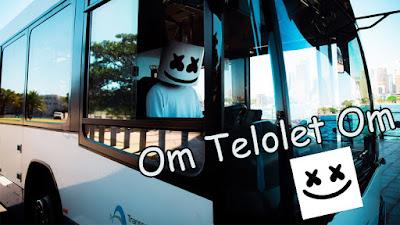 Kumpulan Lirik Lagu Om Telolet Om Lengkap