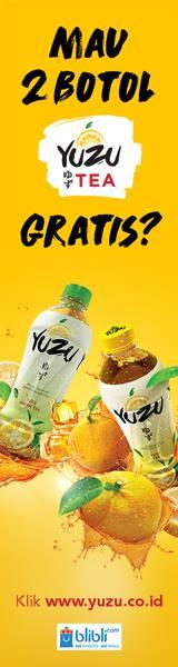 Buah Yuzu Minuman Yang Sama Seperti Jeruk