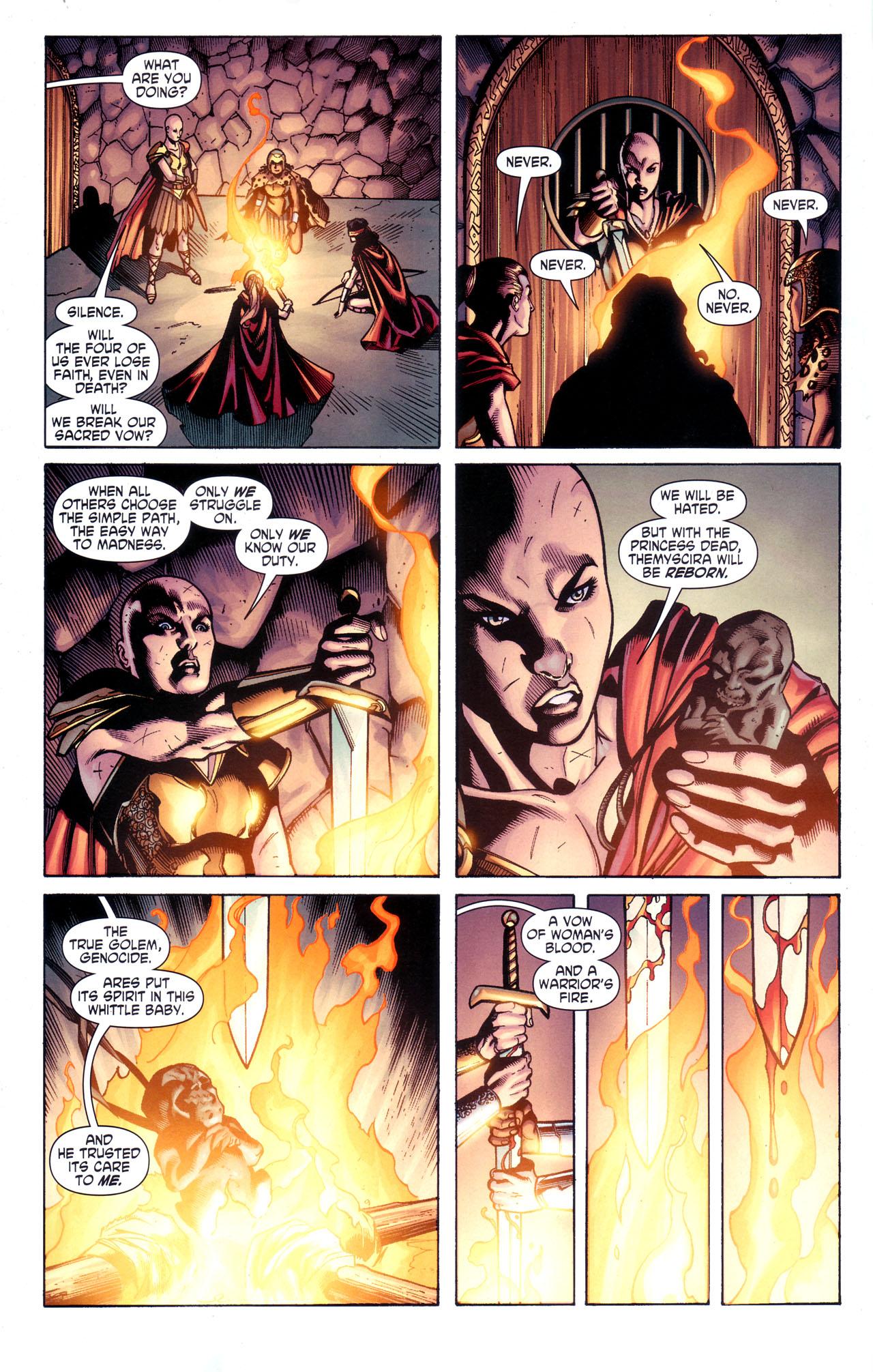 Read online Wonder Woman (2006) comic -  Issue #38 - 15