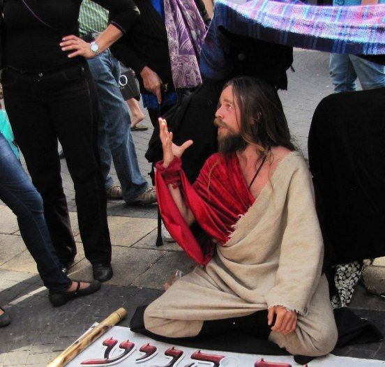 Jerusalem Syndrome: one more Jesus...