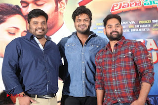 turodu Telugu Movie Teaser Launch  0026.jpg