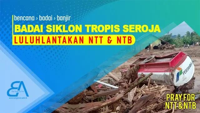 Donasi Banjir Bandang NTT Masih Dibutuhkan
