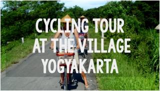 cycling tour village