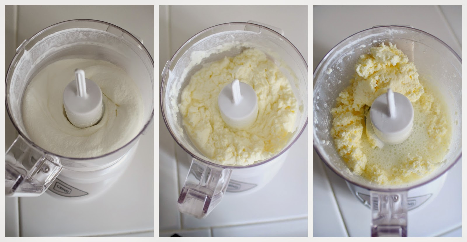Homemade Butter - just one ingredient and about 5 minutes of your time | jordanseasyentertaining.com