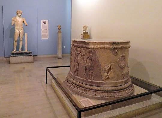 Muzeum Archeologiczne w Delfach.