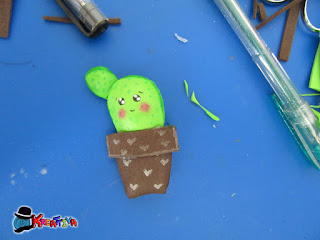 cactus kawaii in fommy