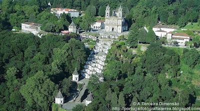 Braga - Santuário do Bom Jesús do Monte