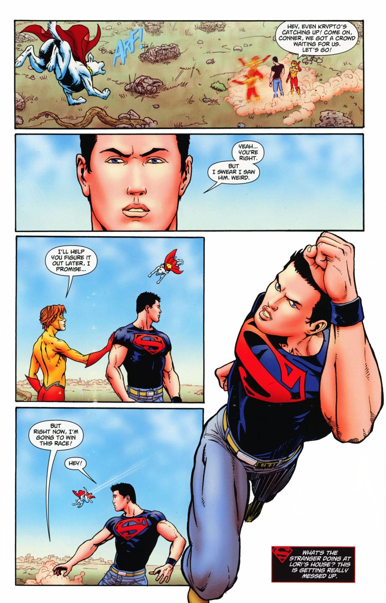 Superboy [I] Issue #5 #5 - English 20