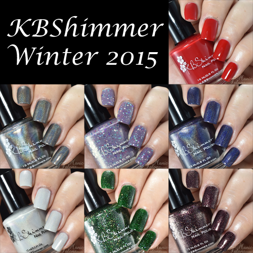 Gel Nail Colors Winter 2014 – Papillon Day Spa