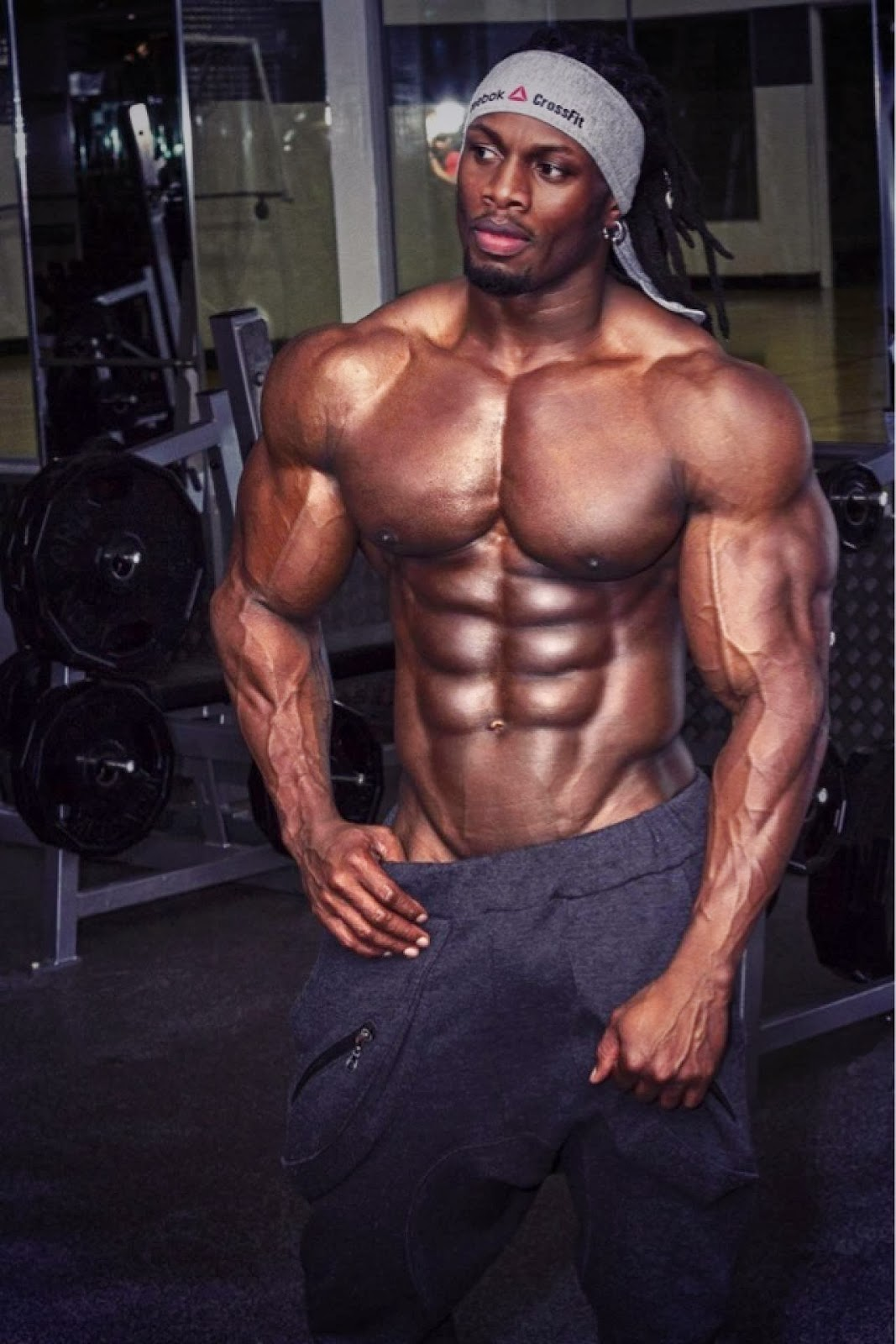 Ulisses Jr Male Fitness Model Bodybuilding And Fitness Zone