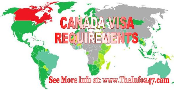 Canadian Visa Requirements - See All Requirements Needed for Canadian Visa