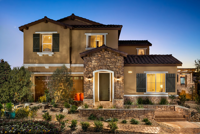 New Home Communities Henderson Nevada