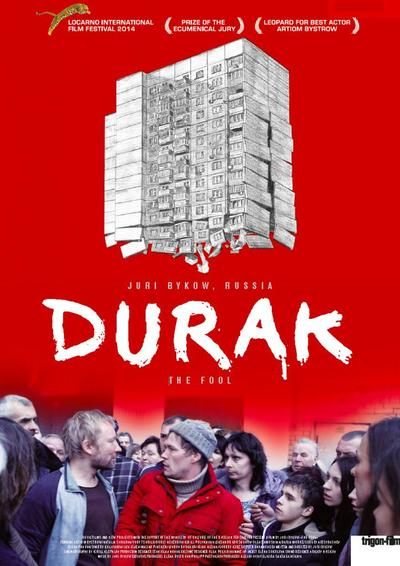 The Fool (2014), Movie Poster, Durak, Russia