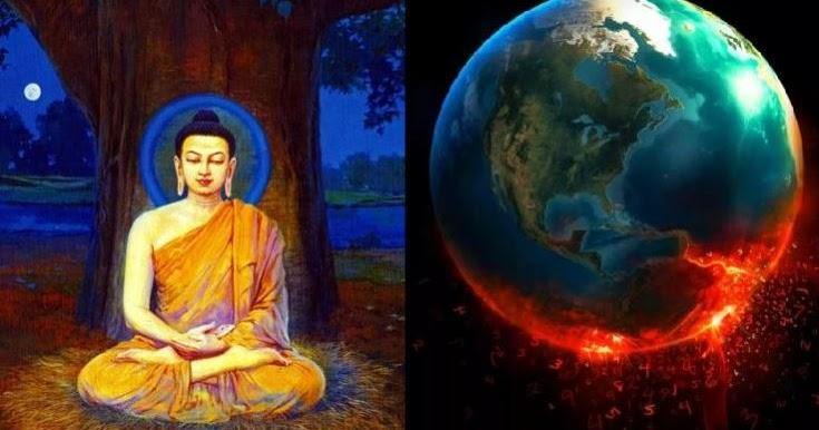 ျမတ္စြာဘုရား ေဟာၾကားခဲ့တဲ့ ကမၻာႀကီး ပ်က္စီးပံု နည္းလမ္းမ်ား