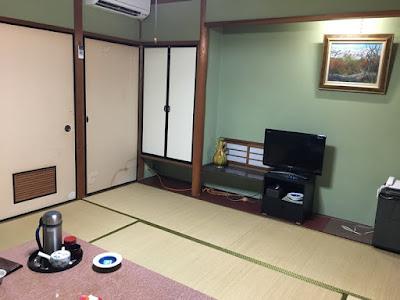 金平楼の客室