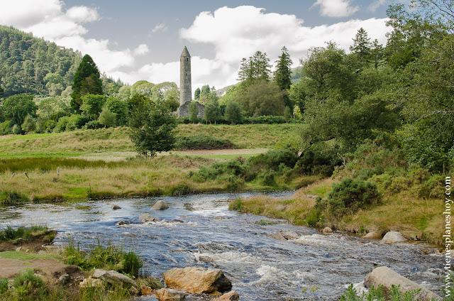 Glendalough Condado de Wicklow Irlanda