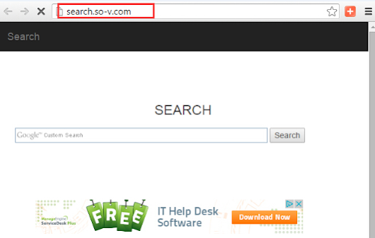 Useful Methods to Remove Search.so-v.com From Web Browsers Absolutely