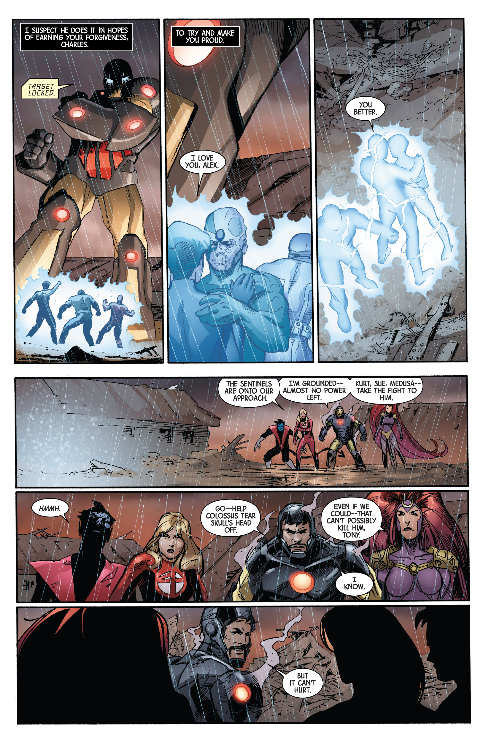 Read online Avengers & X-Men: AXIS comic -  Issue #2 - 21