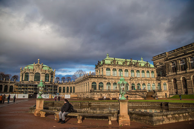 zwinger palace dresden saxony Germany Deutschland