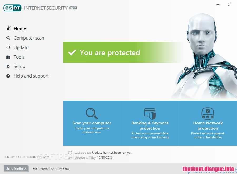 tie-smallDownload ESET Internet Security 12.0.31.0 Full Key – Phần mềm diệt virus nhỏ gọn