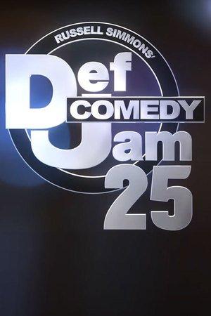 Poster Def Comedy Jam 25 2017