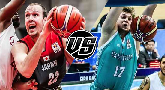 Live Streaming List: Japan vs Kazakhstan 2019 FIBA World Cup Qualifiers Asia 5th Window