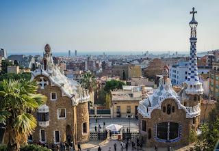 Parque guell bus turistico barcelona