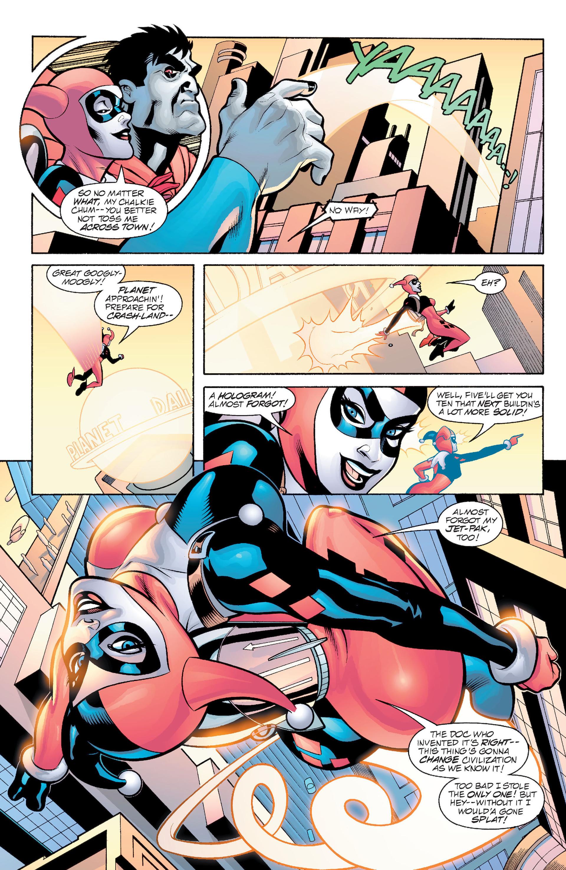 Harley Quinn (2000) Issue #17 #17 - English 4