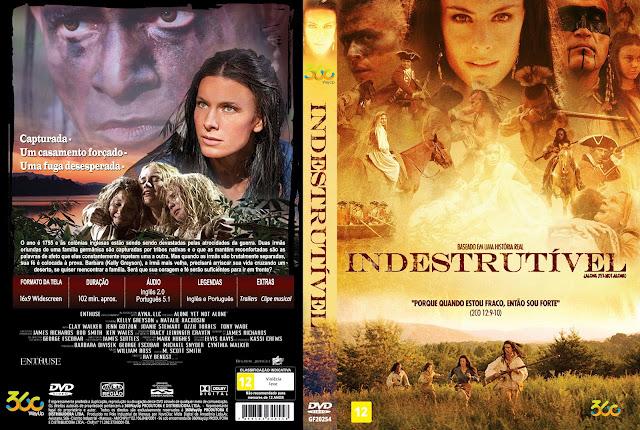 Capa DVD Indestrutível [Exclusiva]